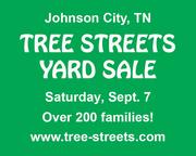 2019 Tree Streets Yard Sale