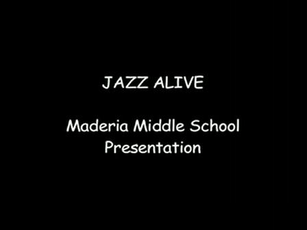 School Time Jazz - Maderia