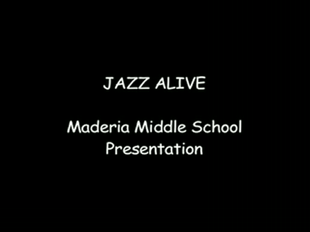 School Time Jazz - Maderia