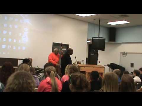 In School Jazz Program: Batesville Middle School