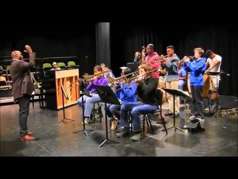 SCPA Masterclass with Terell Stafford