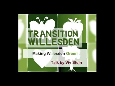 Transition Willesden talk