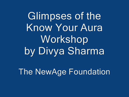 Glimpses- Know Your Aura Workshop