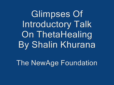 ThetaHealing Introductory Talk