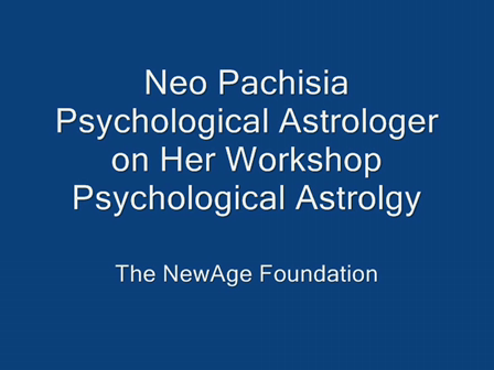 Psychological Astrology by Neo Pachisia