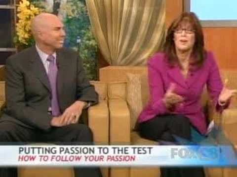 Janet and Chris Attwood on the Morning Show