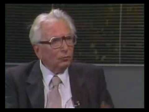 Interview with Dr. Viktor Frankl part I