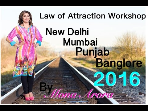 Law of Attraction Workshop INDIA