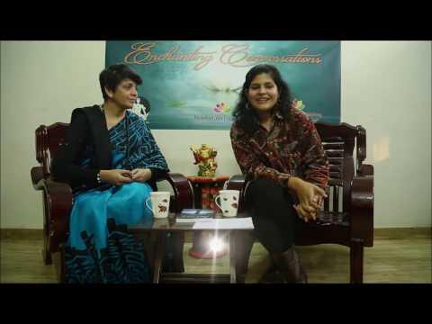 Enchanting Conversations - Episode1: Meenu Minocha Author of Antak - A Psychological Thriller