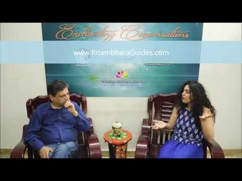 Enchanting Conversations Episode 3 : Ritambhara Tarot Card Reader