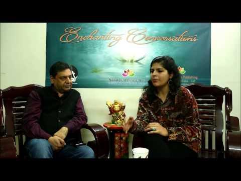 Enchanting Conversations Episode 1 Part 2 : Shubhra talks about Essential Oils