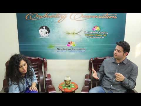 Enchanting Conversations Episode 2 : Aura Reader Nishant