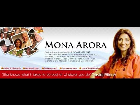 MonaVated : Graduation Ceremony Law Of Attraction Workshop Mumbai