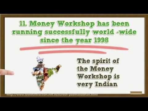 11 Powerful Reasons on How Money Workshop by Suresh Padmanabhan will open the Doors to Your Money Li