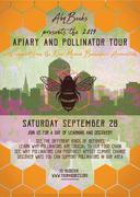 Apiary and Pollinator Garden Tour 2019!
