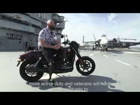 Free Riding Academy Training to All U S  Military | #HDSalute
