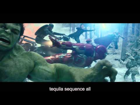 """Behind the Scenes  Harley Davidson Street 750 in Marvel's """"Avengers  Age of Ultron"""""""
