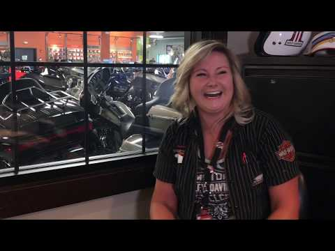 Welcome to the Harley-Davidson  Family | Ep.2 | Michele Glover