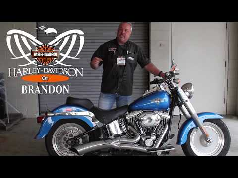 "Nitro's Pre-Owned Harley Davidson ""Steel of the Week"" Brandon HD"