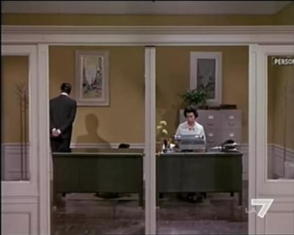 Jerry Lewis, La maquina de escribir