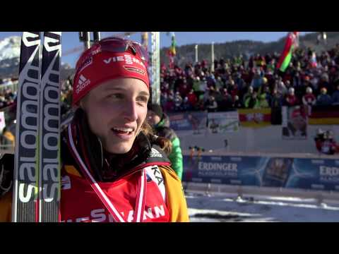 Vanessa Hinz 6th in Hochfilzen Sprint