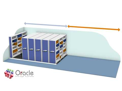 Mobile Shelving, Roller Racking, Mobile Storage by Oracle Systems Ltd UK Supplier