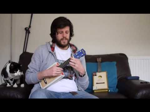 Cigar Box Ukulele #2
