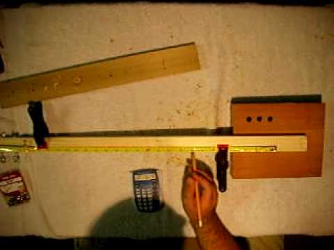 fret calculation and fret markers