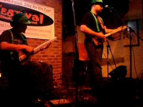 14 interstate love song.AVI st pattys day at festival restaurant