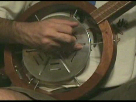 Piezoelectric Banjo Sample
