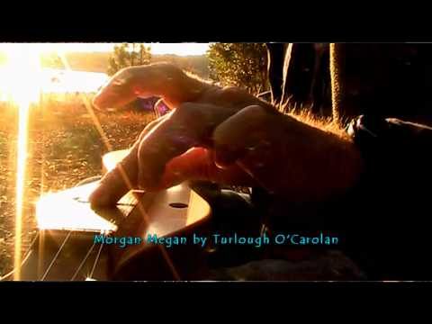 "David Beede demos ""de-coupled"" tailpiece in dulcimer construction & plays Morgan Megan"