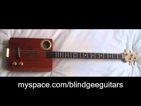 Blind Gee Guitars 16 and 17
