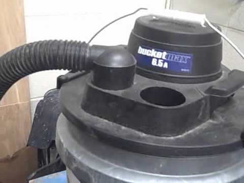 Bucket Max from ShopVac Review