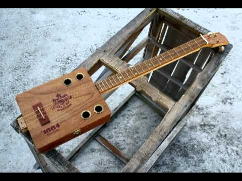 Why play a Cigar Box guitar?