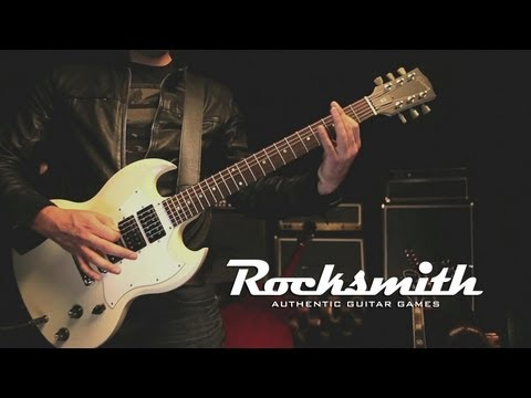 Rocksmith Launch Trailer