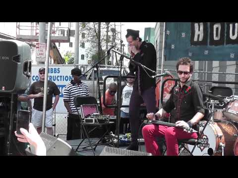 John Lisi and Delta Funk -  Funky Ole' Mule (French Quarter Fest 2011)