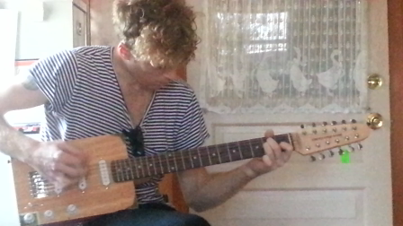simon oscroft from new zealand on bayou blues guitars 12 string
