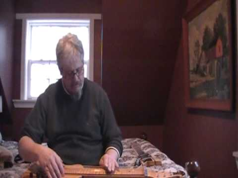 Farmer Ted's Lap Steel Guitar