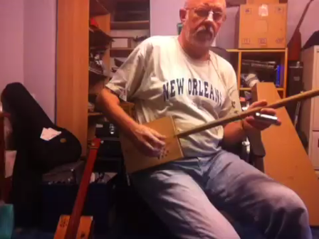 Diddley Bow #1 - short demo