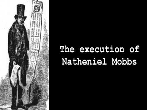 the execution of nathaniel mobbs