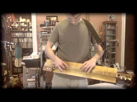 test drive of my new electric chromatic dulcimer