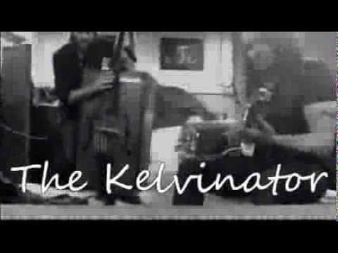 The Kelvinator, Suitcase Double Bass. Stackhouse.