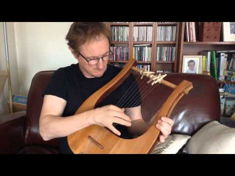 Universal Lyre,  7 String by Michael J King