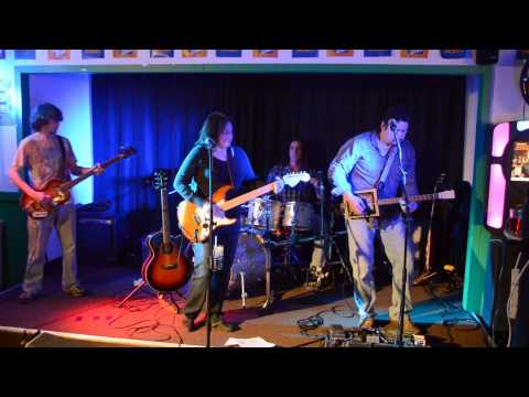 Mercury Blues Cigar Box Edition 4/3/2014 The Camillians