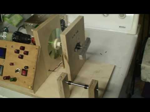 Arduino Pickup WInder Part 2