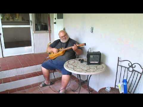 The Green Swamp Riff - Blues Improvisation