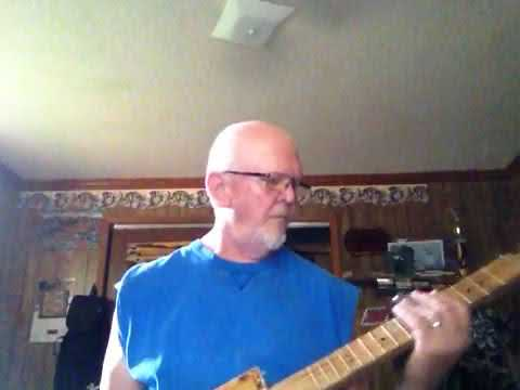 3 string cigar box guitar blues GBG tuning