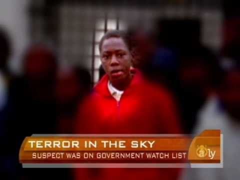 Abdulmutallab on Gov't Watch List?
