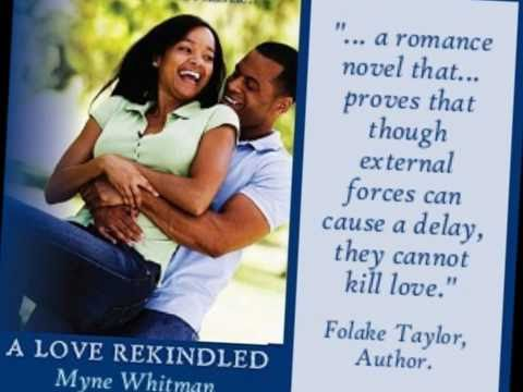 A Love Rekindled - Book Trailer