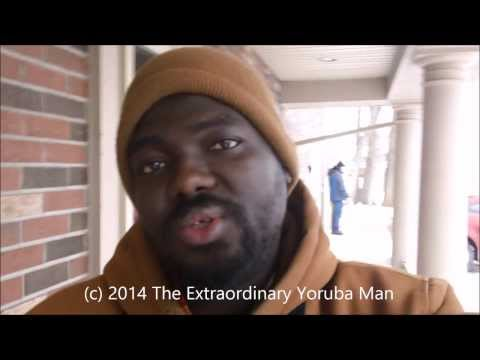 The Extraordinary Yoruba Man: Kika Ojo Meje Ninu Ose (7 Days of the Week in Yoruba)